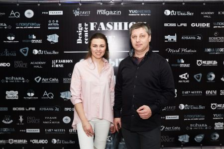 ОТКРЫТИЕ модного Дизайн центра Fashion One | Event агентство ANNA LEGENDA